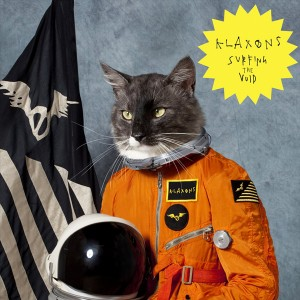 Klaxons - Surfing the Void - Polydor - Engineer