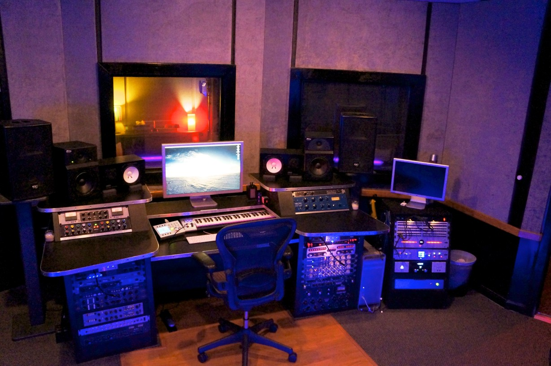 Terrific Studio B Is Here Parhelion Recording Studio Atlanta Largest Home Design Picture Inspirations Pitcheantrous