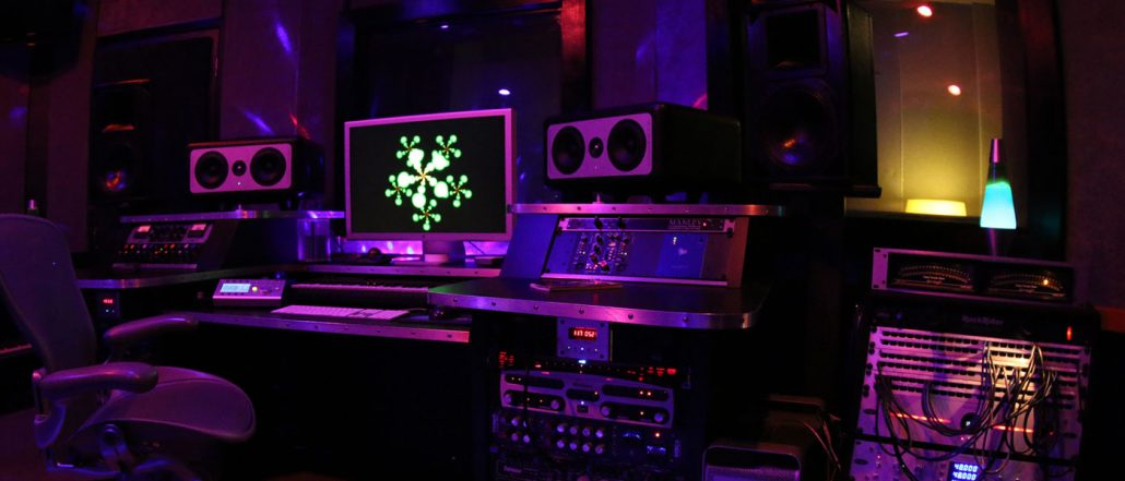 Parhelion Recording Studios Located In Atlanta GA