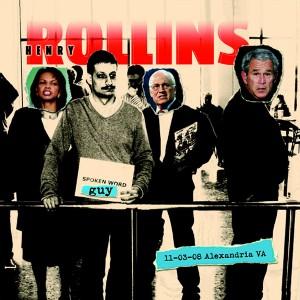 Henry Rollins - SpokenWordGuy - Edit, Mixing