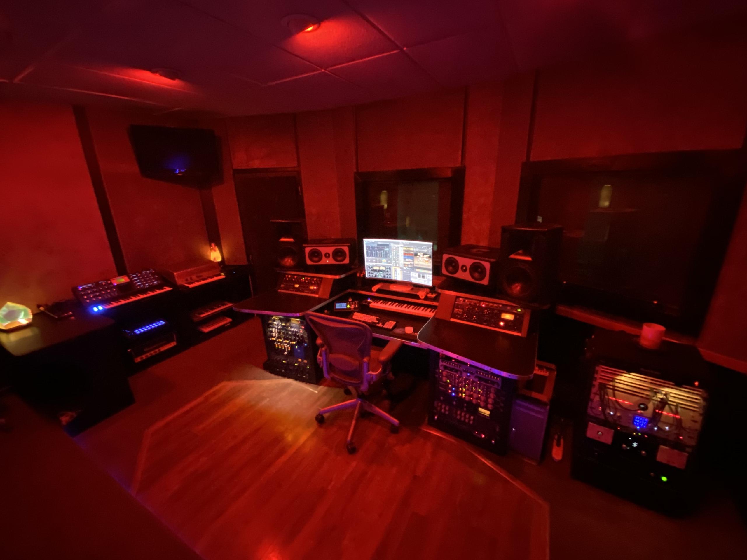 Studio A Red